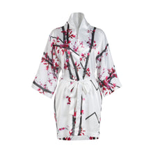 Load image into Gallery viewer, Cherry Blossom Tree Kimono/Wedding Robe