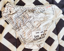 Load image into Gallery viewer, San Francisco 1971 Map Underwear