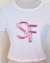Load image into Gallery viewer, San Francisco Women's Crop Tee