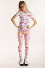 Load image into Gallery viewer, Roses in San Jose Leggings