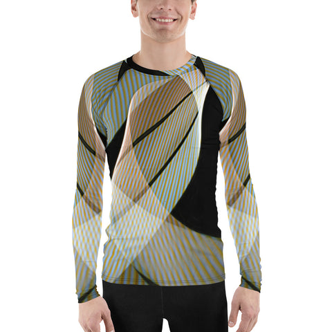 Driving the Bridge Rash Guard Shirt #3