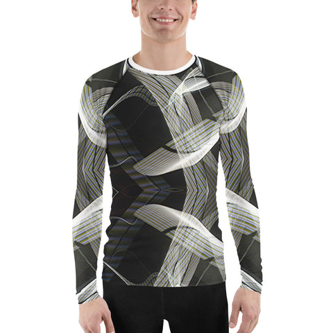 Driving the Bridge Rash Guard Shirt #5