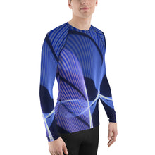 Load image into Gallery viewer, Driving the Bridge Rash Guard Shirt #4