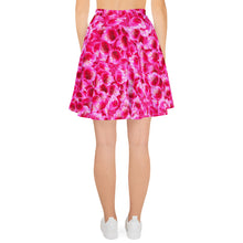Load image into Gallery viewer, Skater Skirt Bugle Bell Flowers