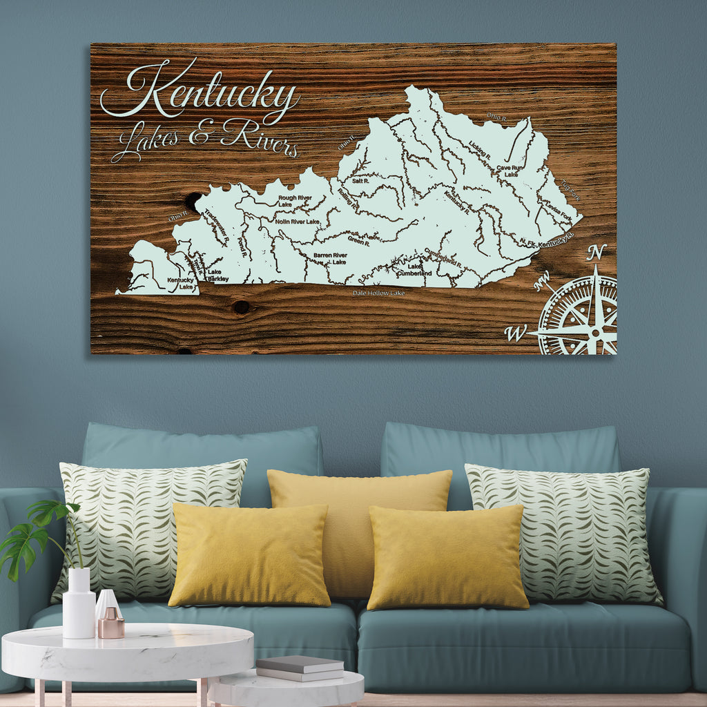 Kentucky Lakes & Rivers