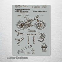 Mountain Bike Patent
