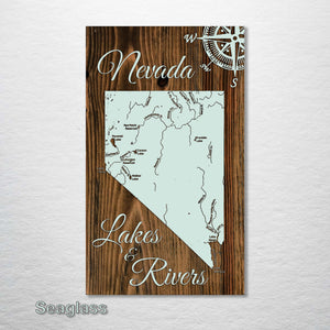 Nevada Lakes & Rivers