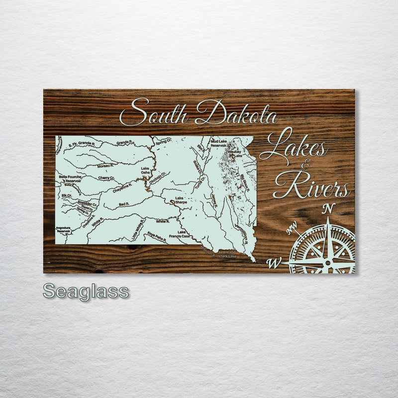 South Dakota Lakes & Rivers