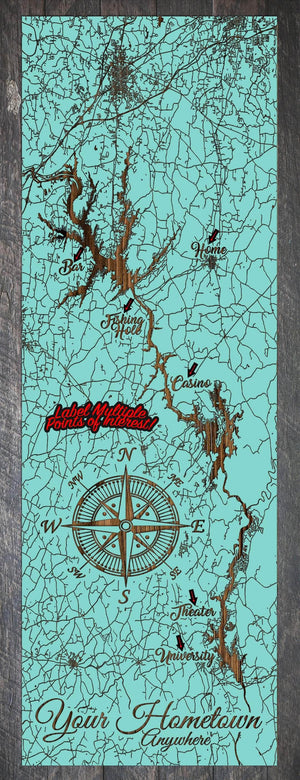 Fire & Pine Custom Custom Map CUSTU-TR-IS