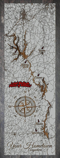 Fire & Pine Custom Custom Map CUSTU-TR-LU