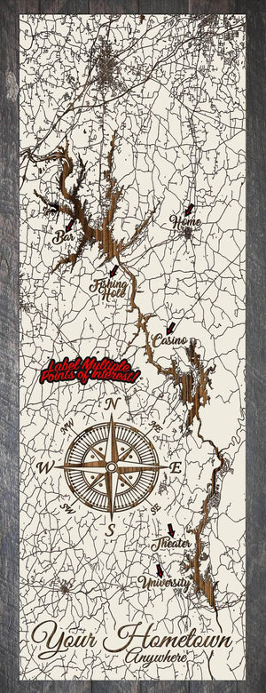 Fire & Pine Custom Custom Map CUSTU-TR-PB