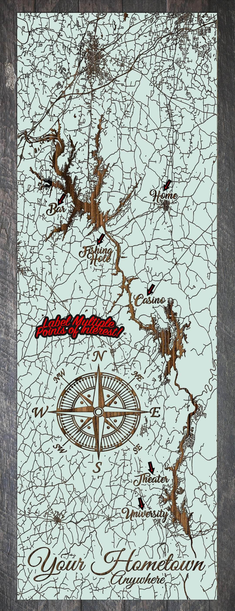 Fire & Pine Custom Custom Map CUSTU-TR-SE