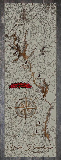 Fire & Pine Custom Custom Map CUSTU-TR-WS