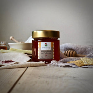 Saffron Acacia Honey - EMILIA FOOD LOVE