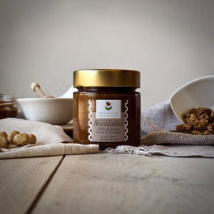 Nocciolino - Acacia Honey Hazelnut Spread - EMILIA FOOD LOVE