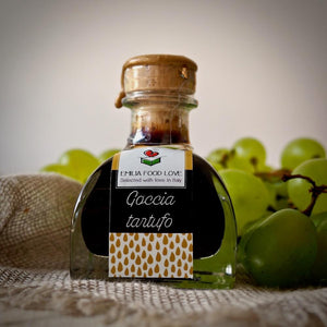 Goccia Tartufo - Balsamic white truffle dressing - EMILIA FOOD LOVE