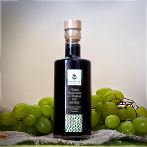 ORGANIC Balsamic Vinegar of Modena PGI - EMILIA FOOD LOVE