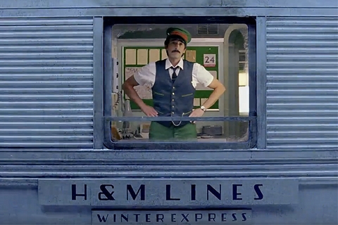 Must Watch: Wes Anderson for H&M
