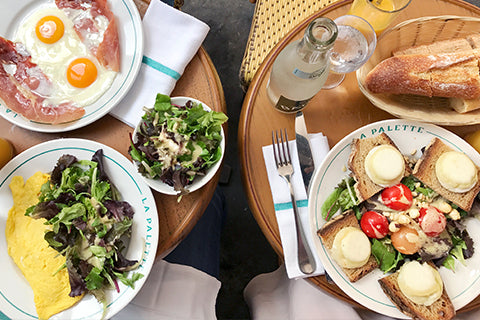 Foodie Files: Paris Eats