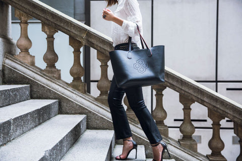 How to Style: Monogram Totes