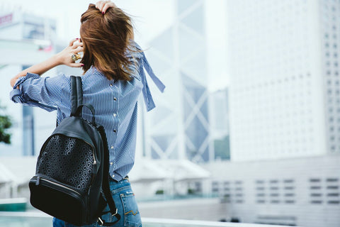 How To Style: The Backpack
