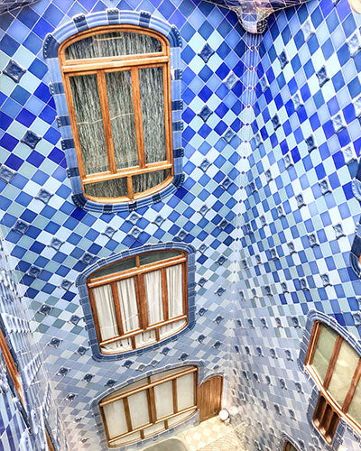 Travel Guide Barcelona; Mischa Blog Casa Batllo Interior