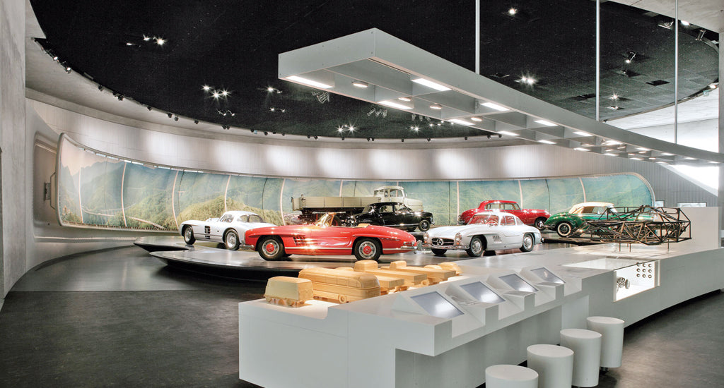 mischa blog; stuttgart travel guide germany mercedes benz museum