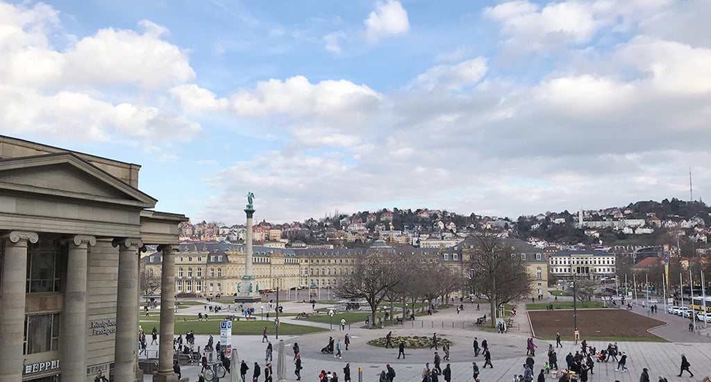 mischa blog; stuttgart travel guide germany