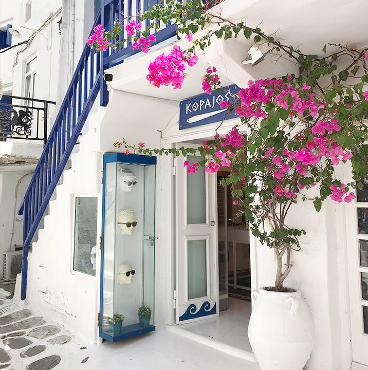 travel guide Greece Mykonos; MISCHA blog