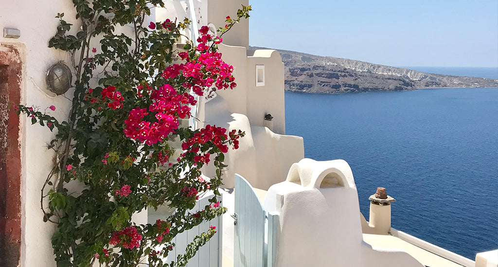 travel guide Greece; MISCHA blog