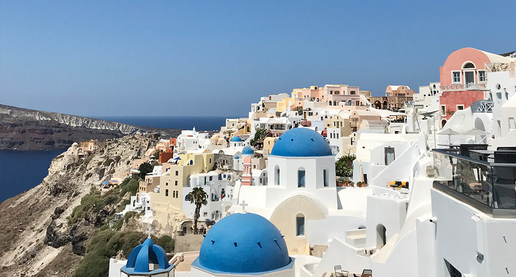 travel guide Greece Santorini; MISCHA blog