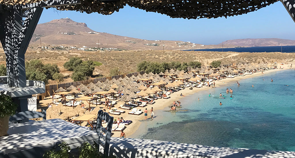 travel guide Greece Spilia Mykonos; MISCHA blog