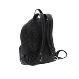 Mischa Backpack - Charcoal (Side View)