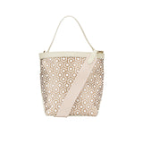 Mischa Bucket Bag - Champagne