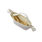 Mischa Bucket Bag - Champagne (Top)