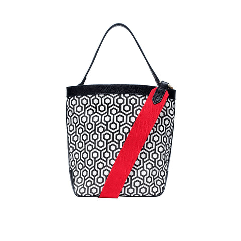 Bucket Bag - Classic Red