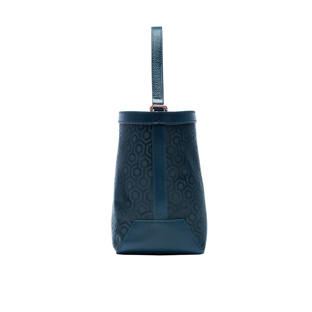 Mischa Bucket Bag - Fern (side2)