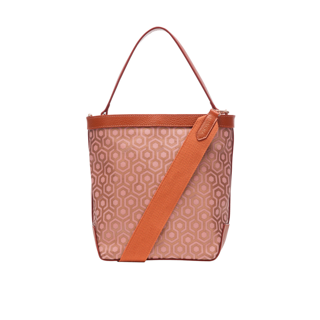 Mischa Bucket Bag - Rose
