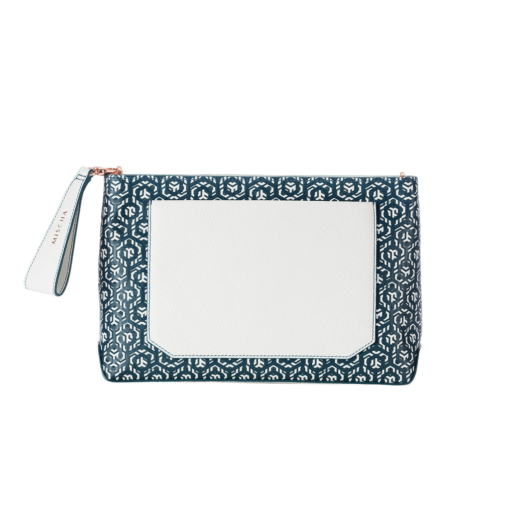 Mischa Crossbody Clutch - Palm