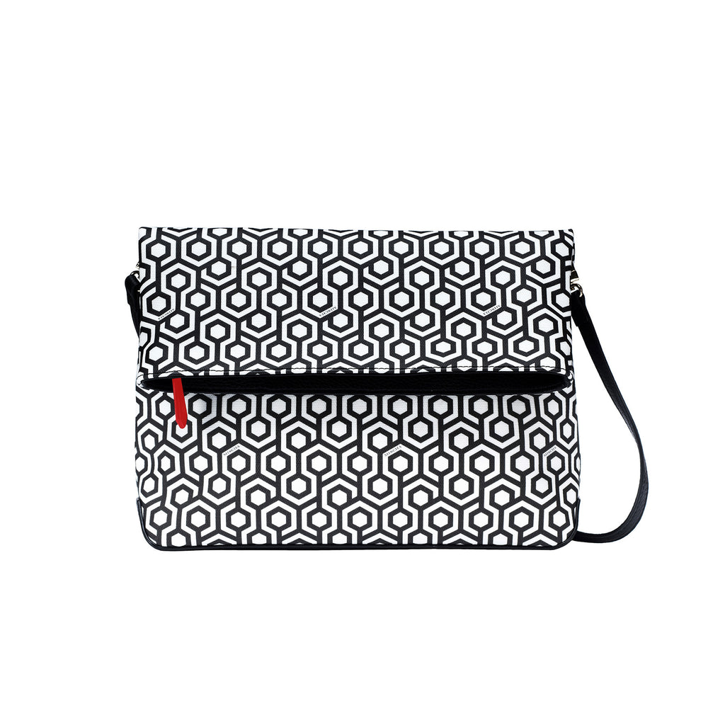 Crossbody Clutch - Classic Black