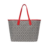 MISCHA Jet Set Tote - Classic Red