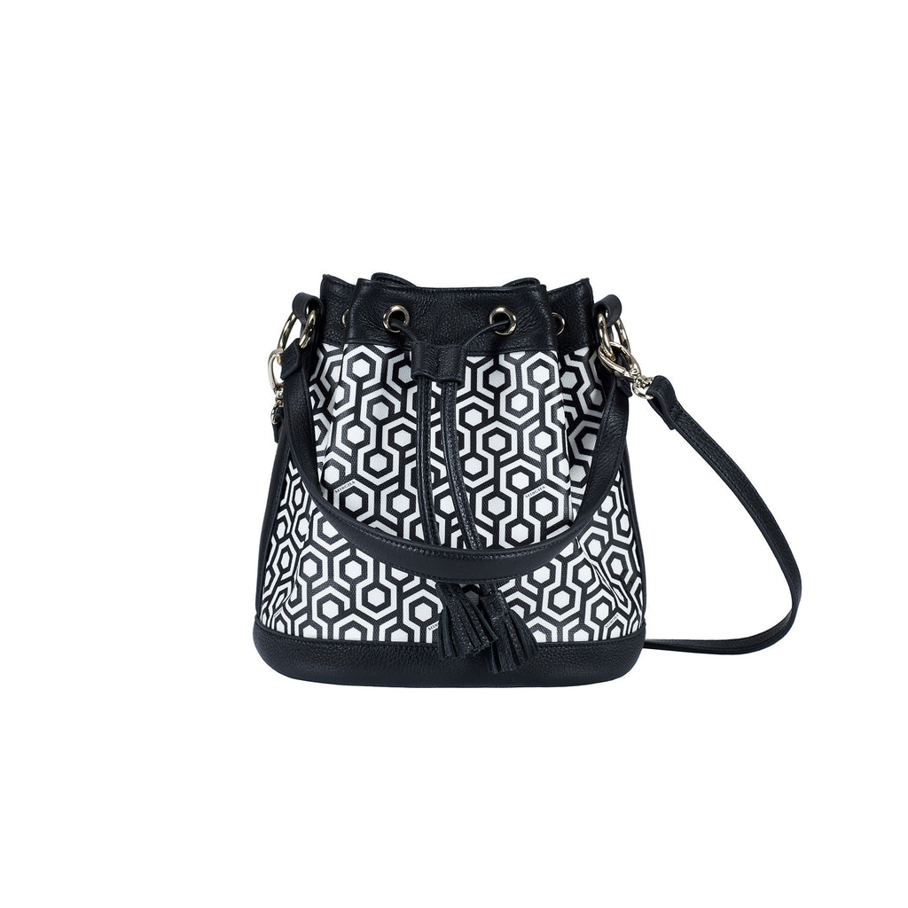 Mini Bucket Bag - Classic Black