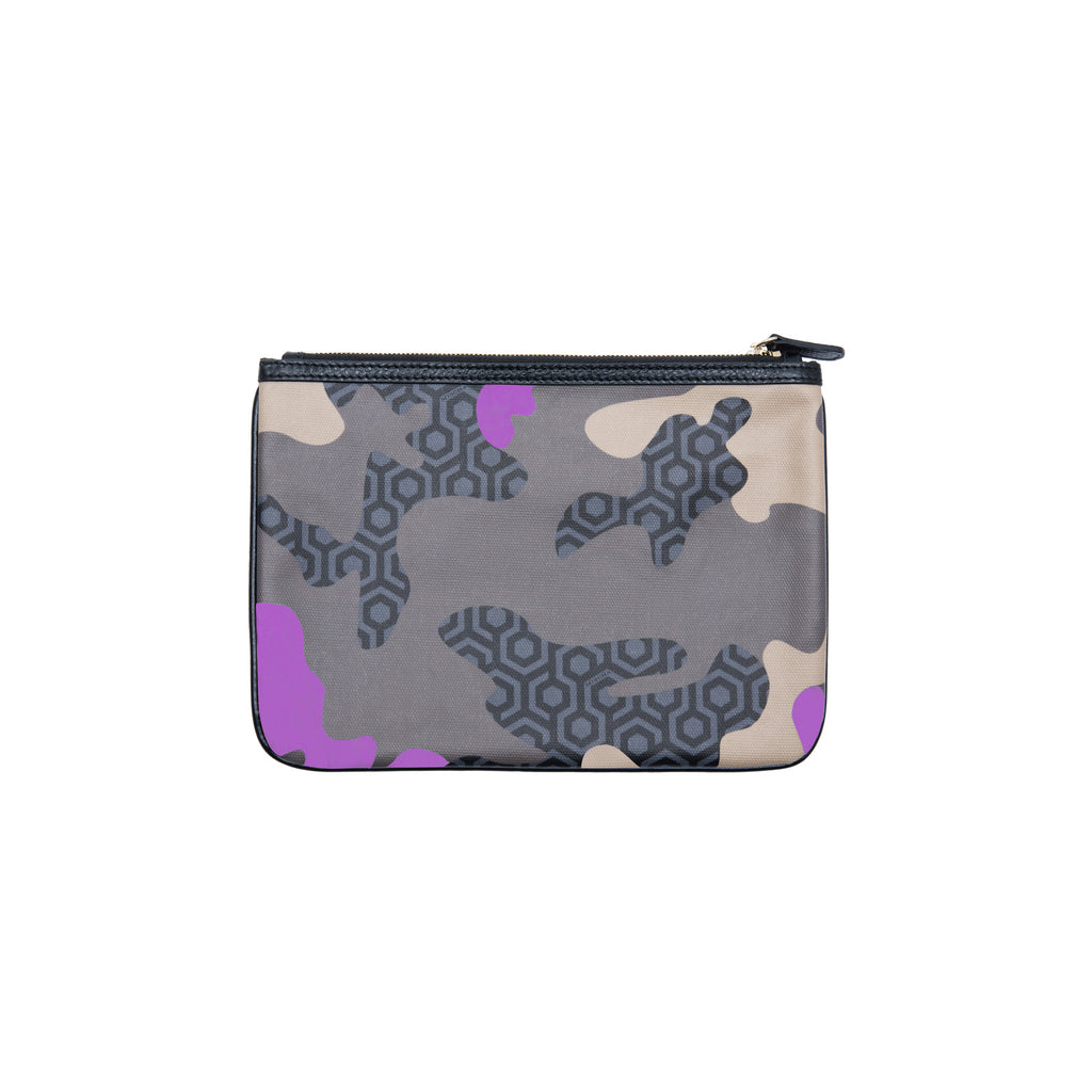 MISCHA Mini CDG Pouch - Camo Orchid
