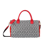 MISCHA Mini Overnighter - Classic Red (back)