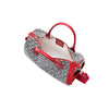 MISCHA Mini Overnighter - Classic Red (open)