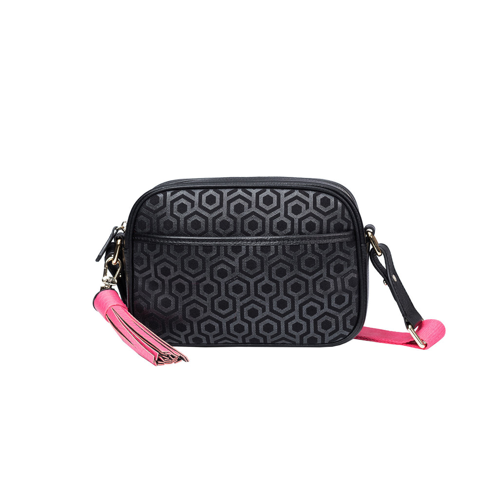 Navi Crossbody - Charcoal