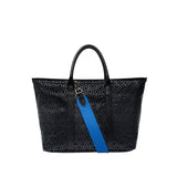 Fall Shopper Tote - Charcoal