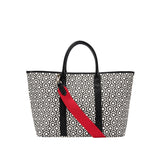 Fall Shopper Tote - Classic Black