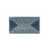 MISCHA Travel Wallet - Palm