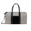 MISCHA Weekender - Classic Black (with black strap)